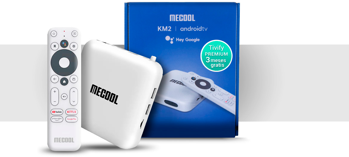 Mecool Android TV Box